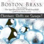 Christmas Bells Are Swingin'! - Boston Brass