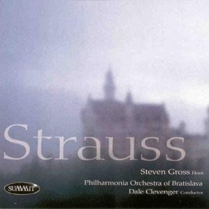 Strauss Concertos – Steven Gross
