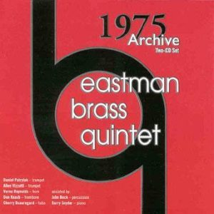 1975 Archive – Eastman Brass Quintet