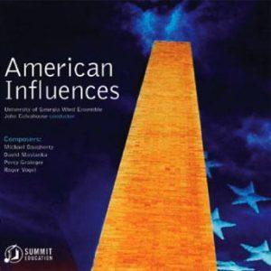 American Influences – University of Georgia Wind Ensemble