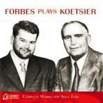 Forbes Plays Koetsier - Mike Forbes
