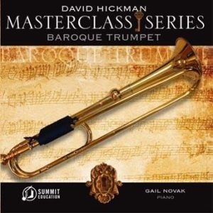 Masterclass: Baroque Trumpet – David Hickman
