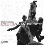 American Manuscripts - Georgia State University Symphonic Wind Ensemble