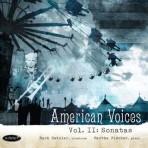 American Voices II: Sonatas - Mark Hetzler
