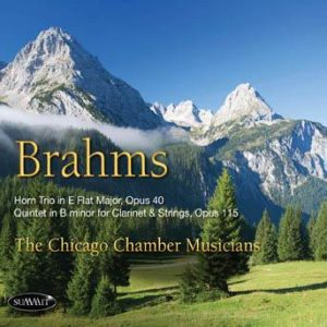 Brahms – Chicago Chamber Musicians