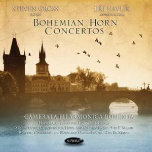 Bohemian Horn Concertos – Steven Gross
