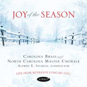 Joy of the Season – Carolina Brass with the North Carolina Master Chorale