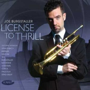License to Thrill – Joe Burgstaller