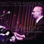 Swingin' On the New Hammond - Matthew Kaminski