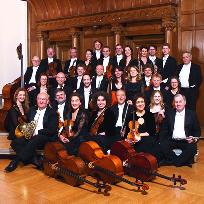 English chamber orchestra summit records for Chambre orchestra