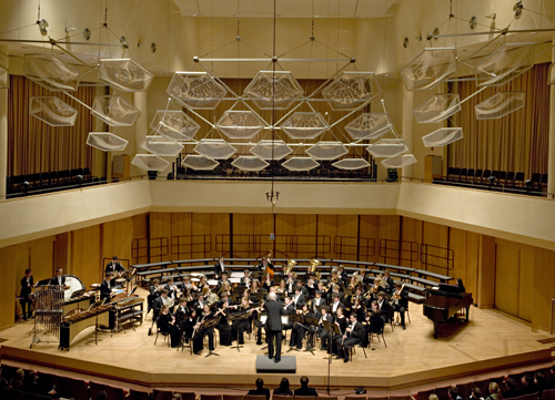 Northwestern University Symphonic Wind Ensemble