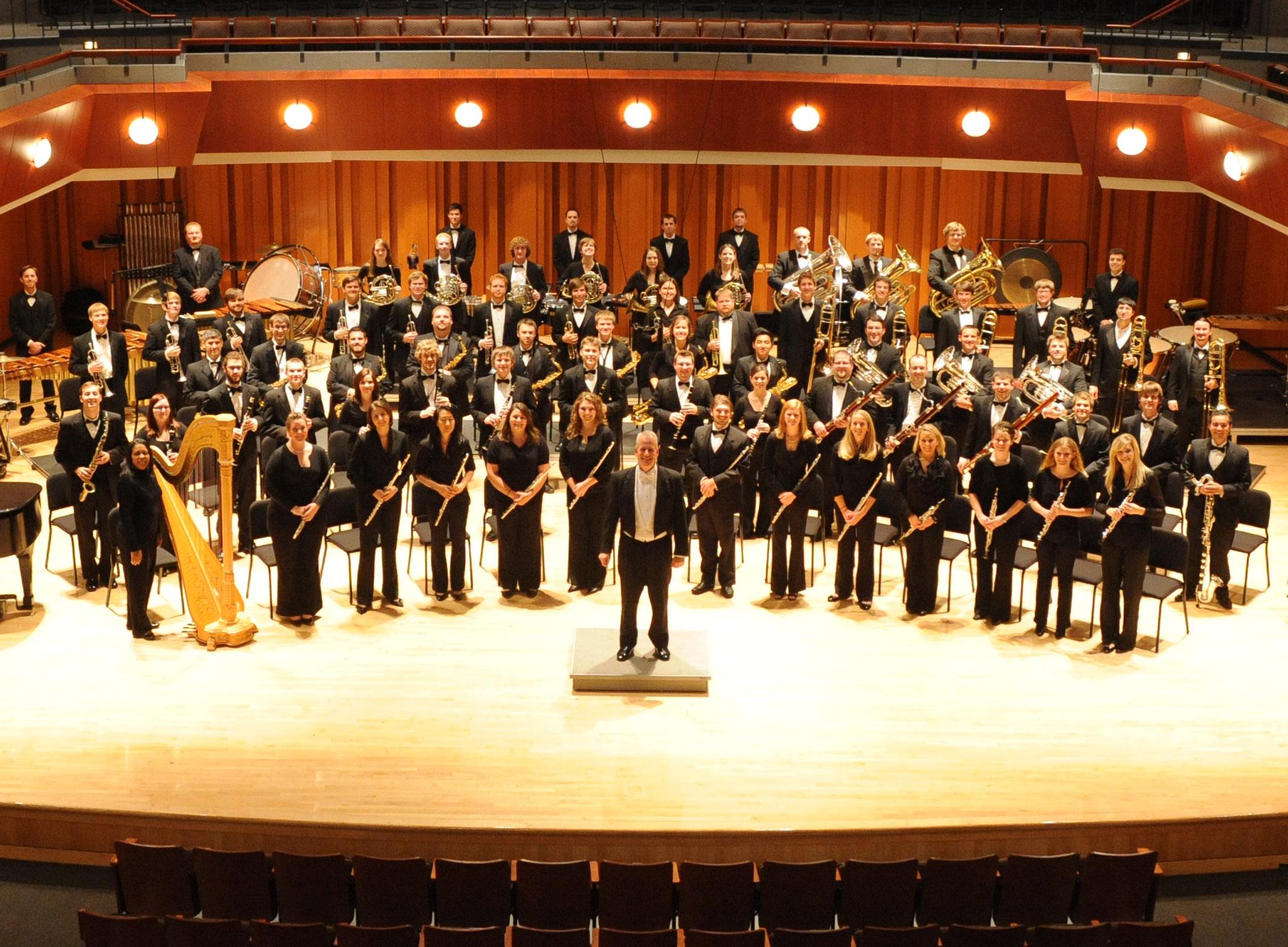 University of Georgia Wind Symphony