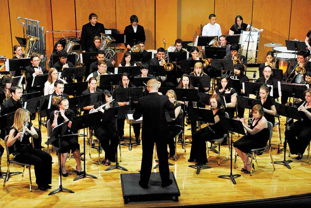 University of New Mexico Wind Symphony