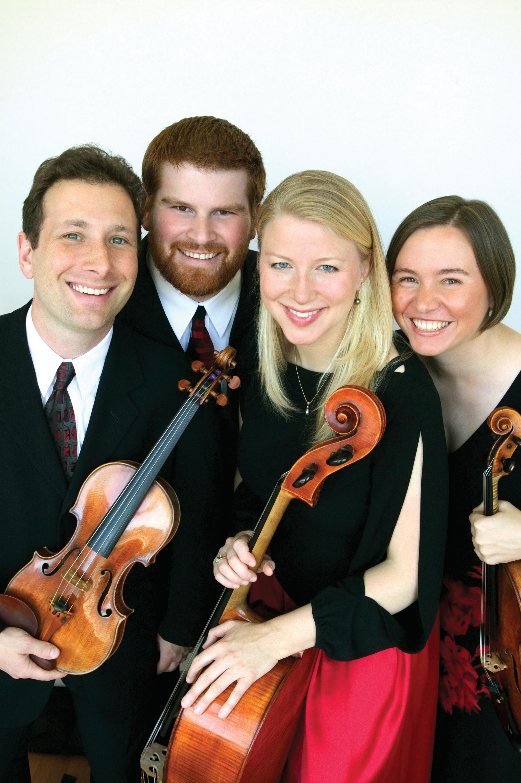 Cypress String Quartet