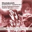 Shostakovich Symphonies 5 and 9 – The Russian National Orchestra