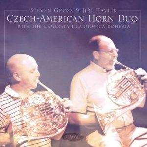 Czech-American Horn Duo – Steven Gross and Jiri Havlik