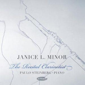 The Recital Clarinetist – Janice L. Minor
