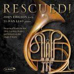 Rescued! Forgotten Works for 19th Century Horn - John Ericson