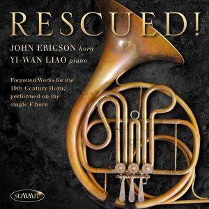 Rescued! Forgotten Works for 19th Century Horn – John Ericson