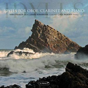 Idylls for Oboe, Clarinet and Piano – Sara Fraker, Jerry Kirkbride, Rex Woods