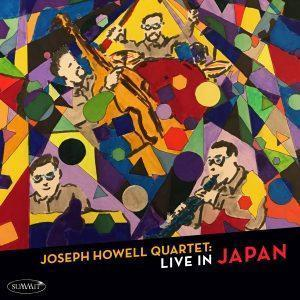 LIVE in Japan – Joseph Howell Quartet